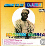 CD - Haruna Ishola - Odun To Se Ojuwa - CD