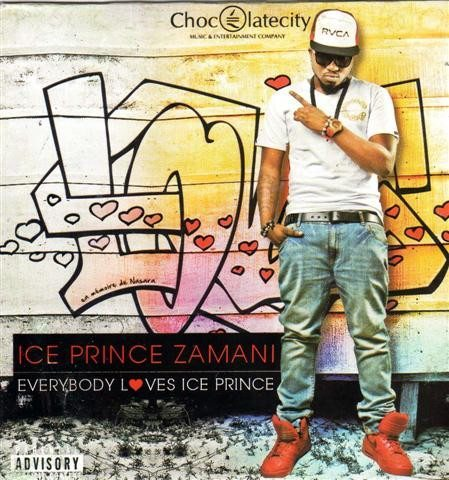 Ice Prince - Everybody Loves Ice Prince - CD