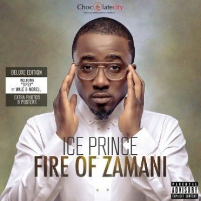 Ice Prince - Fire Of Zamani - CD - African Music Buy