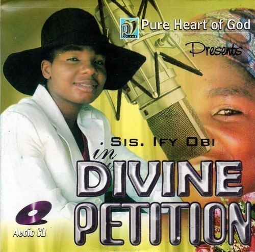 Ify Obi - Divine Petition - CD - African Music Buy