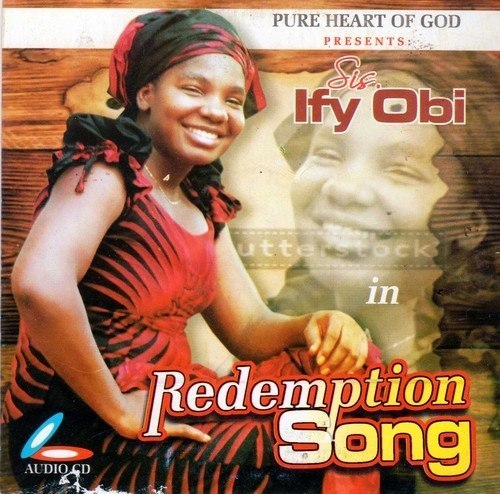 CD - Ify Obi - Redemption Songs - CD