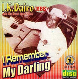 CD - Ik Dairo - I Remember My Darling - CD