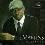 CD - J Martins - Elevated - CD