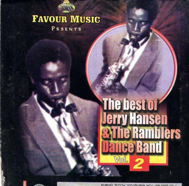Jerry Hansen - Best Of Jerry Hansen 2 - CD