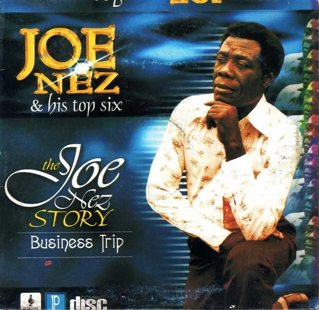 CD - Joe Nez - Business Story - Audio CD