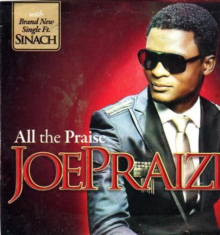 Joe Praize - All The Praise - CD