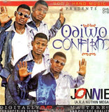 CD - Jonnie - Odiwo Confirm - Audio CD