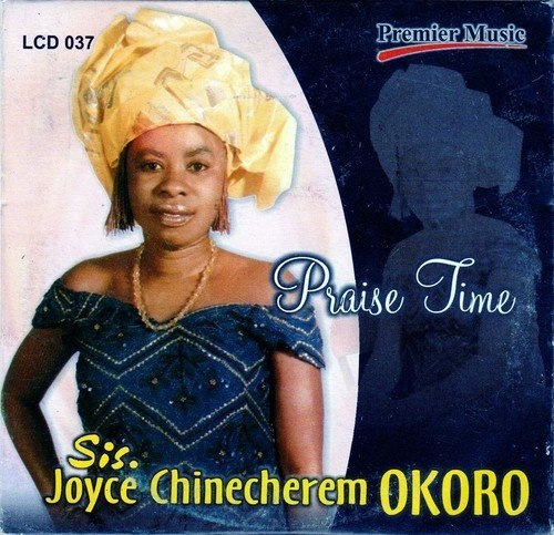 CD - Joyce Okoro - Praise Time - CD