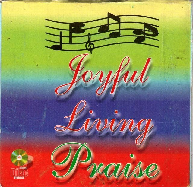 CD - Joyful Living Praise  - Audio CD