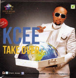CD - Kcee - Take Over - CD
