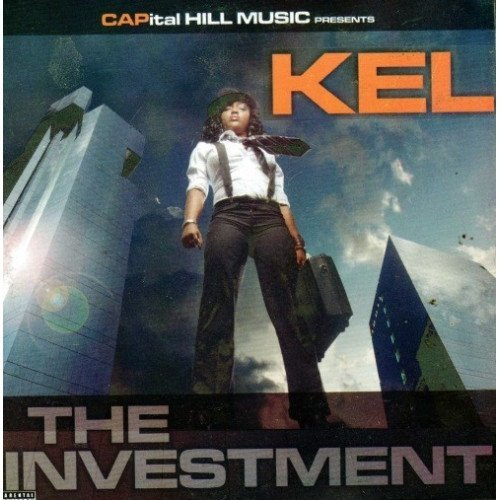 CD - Kel - The Investment - CD