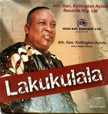 CD - Kollington Ayinla - Lakukulala - CD