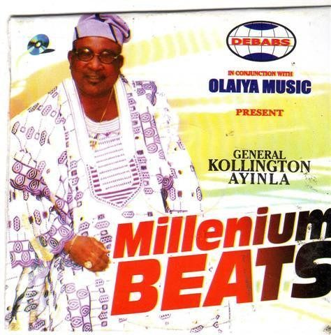 Kollington Ayinla - Millenium Beats - CD