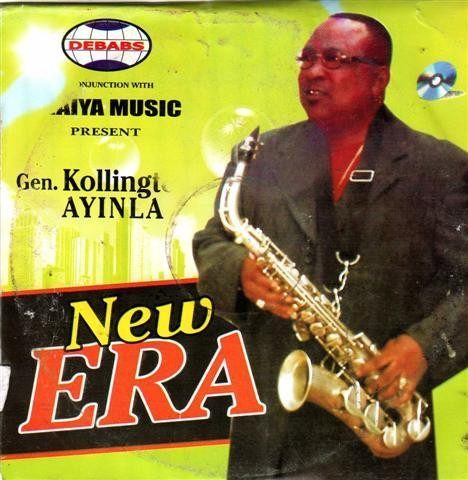 Kollington Ayinla - New Era - Audio CD