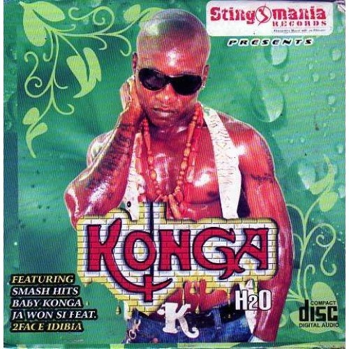 CD - Konga - H2O Smash Hits - CD