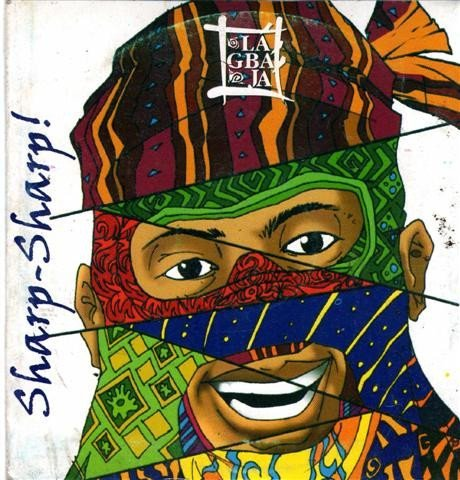 Lagbaja - Sharp Sharp - Audio CD