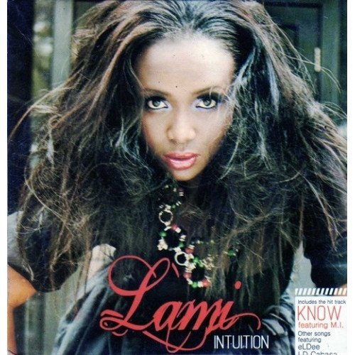 CD - Lami - Intuition - CD