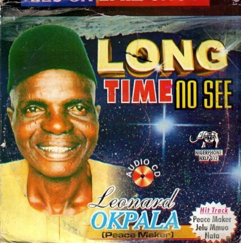 Leonard Okpala - Long Time No See - CD