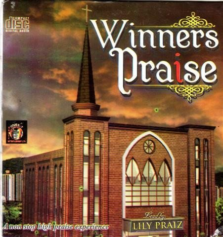 CD - Lily Praiz - Winners Praise 1 - Audio CD