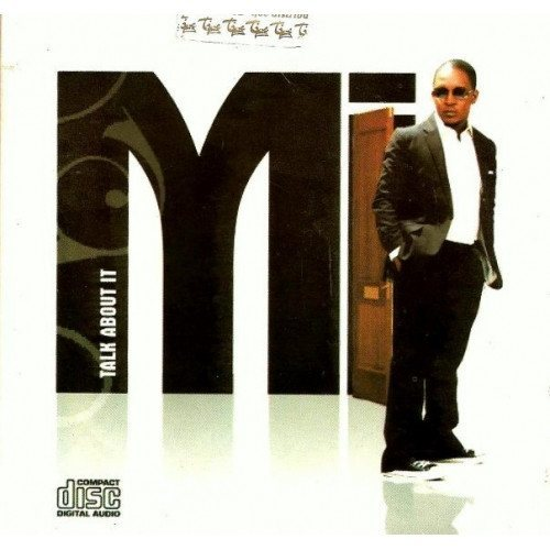 CD - M I - Talk About It - Audio CD