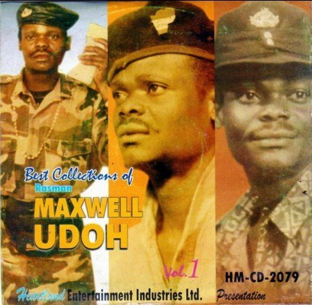 Maxwell Udoh - Best Collections - CD