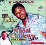 CD - Mich C Philips - Ngozi Chukwu Vol 4 - Audio CD