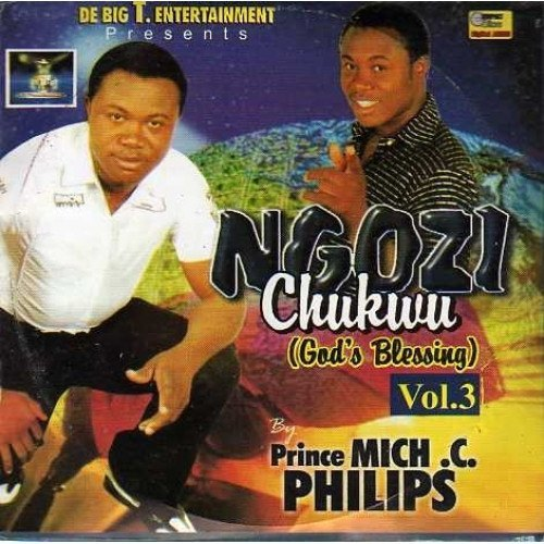 Mich Philips - Ngozi Chukwu Vol 3 - Audio CD - African Music Buy