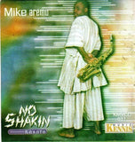CD - Mike Aremu - No Shaking - CD