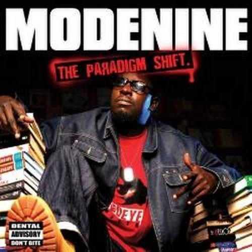 CD - Modenine - Paradigm Shift - CD