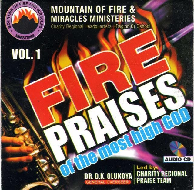 Mountain Of Fire - Fire Praises Vol 1 - CD - African Music Buy