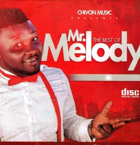 CD - Mr Melody - Best Of Mr Melody - CD