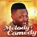 CD - Mr Melody - Melody 4 Comedy Vol 4 - CD