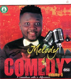 CD - Mr Melody - Melody 4 Comedy Vol 5 - CD