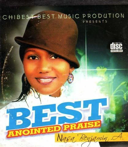 Nasa Benjamin - Best Anointed Praise - CD