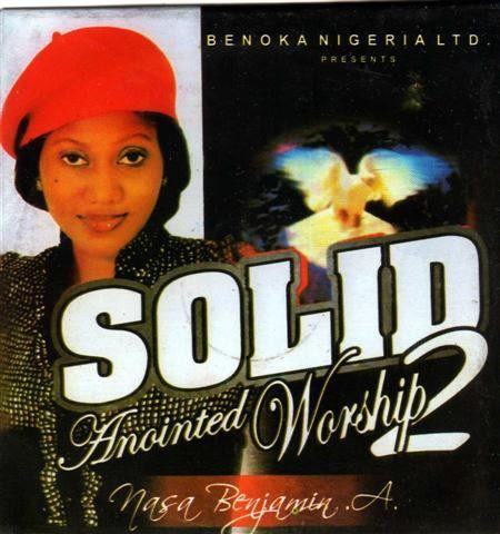 Nasa Benjamin - Solid Anointed Worship 2 - CD