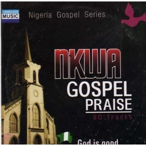 CD - Nkwa Gospel Praise - CD