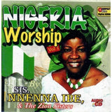 CD - Nnenna Ibe - Nigeria Worship Vol 1 - CD