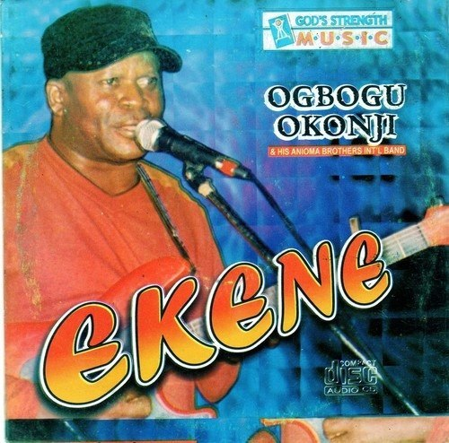 Ogbogu Okonji - Ekene - Audio CD