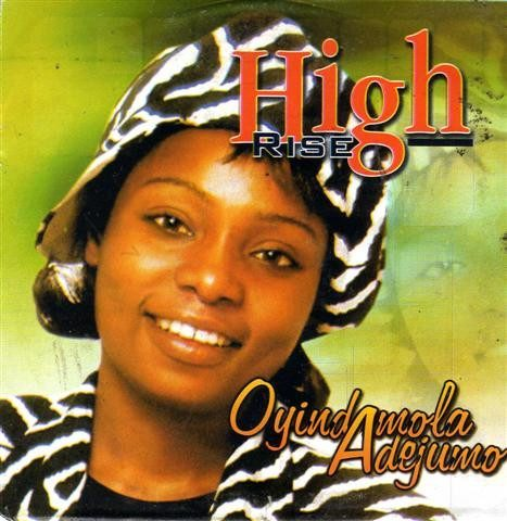 Ogundamola Adejumo - High Rise - CD - African Music Buy