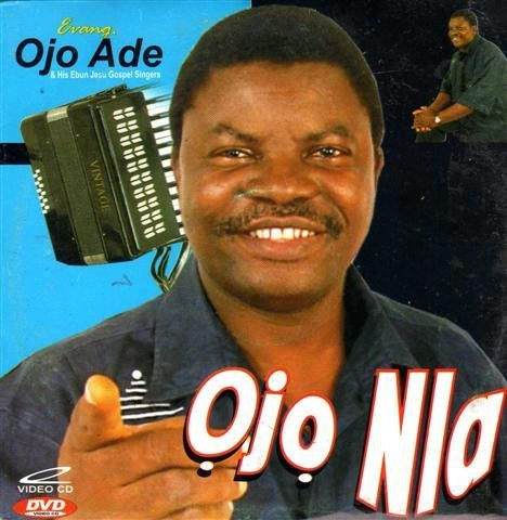CD - Ojo Ade - Ojo Nla - Audio CD