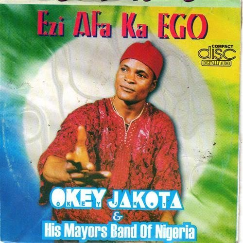 Okey Jakota - Ezi Afa Ka Ego - CD - African Music Buy