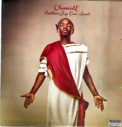 CD - Olamide - Baddest Guy Ever Liveth - CD