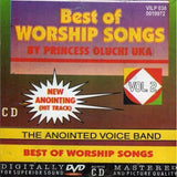 CD - Oluchi Uka - Best Of Worship Songs 2 - CD
