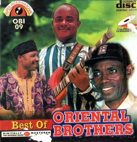 Oriental Brothers - Best Of Oriental - CD