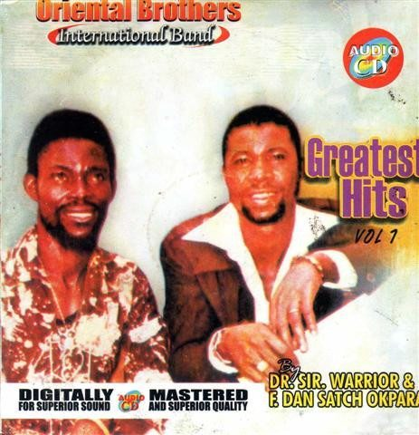 Oriental Brothers - Greatest Hits - CD