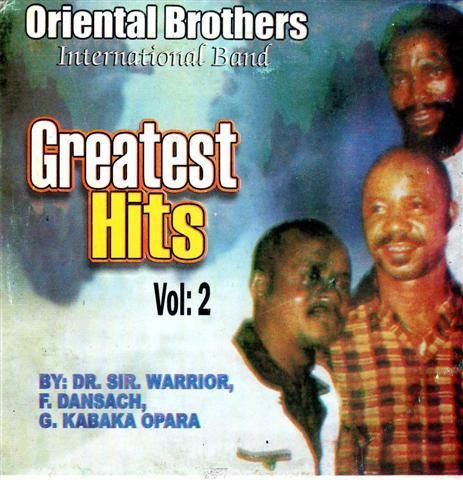 Oriental Brothers - Greatest Hits Vol 2 - CD
