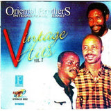 CD - Oriental Brothers - Vintage Hits Vol.2 - CD