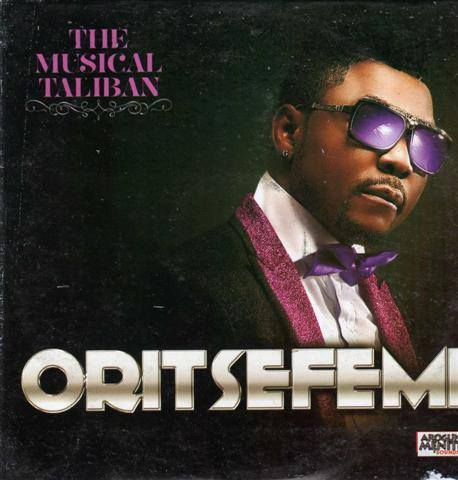 CD - Oritsefemi - The Musical Taliban - Audio CD