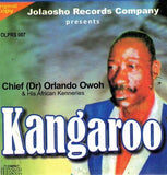 CD - Orlando Owoh - Kangaroo - Audio CD