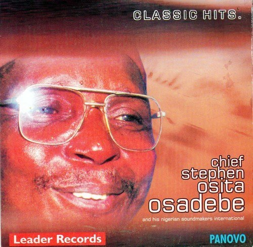 CD - Osita Osadebe - Classic Hits - CD